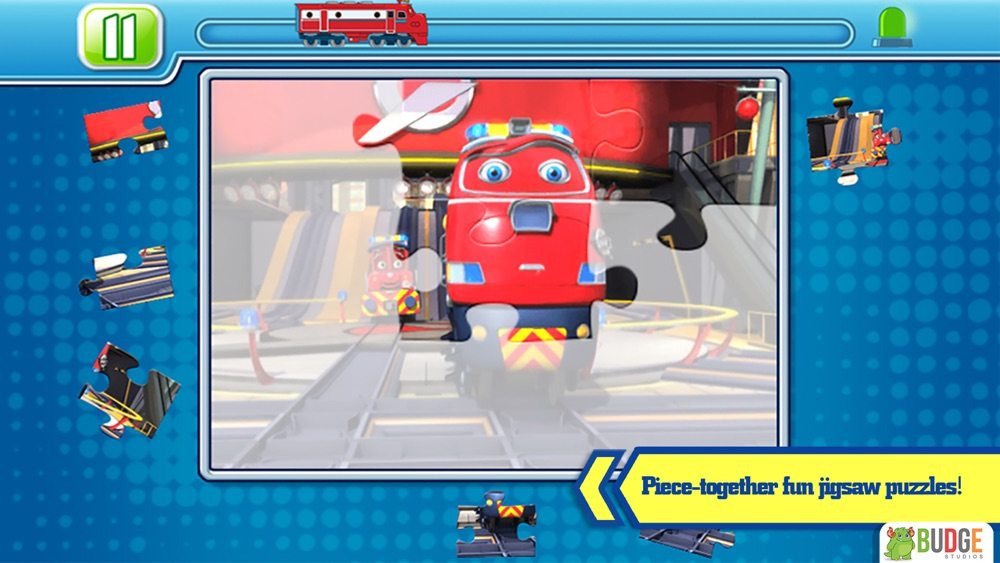 Chuggington Puzzle Stations! - Educational Jigsaw Puzzle Game for Kids hack tool
