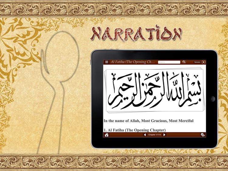 The Noble Quran by Abdullah Yusuf Ali screenshot-4
