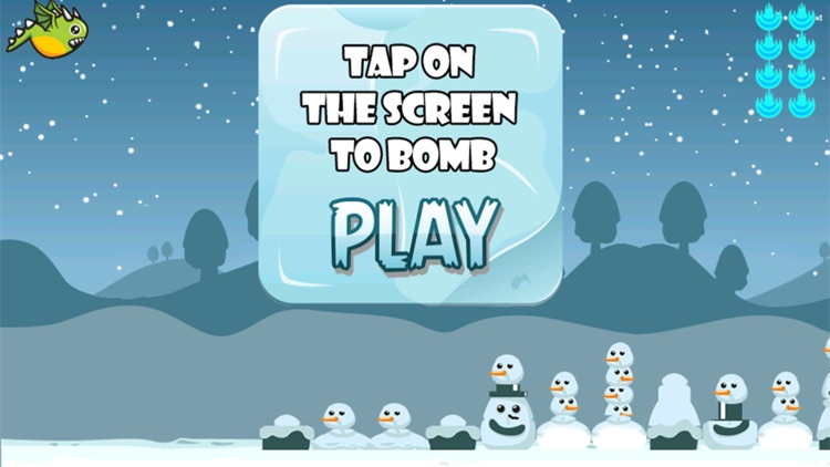 Ice Dragon - Let the Bombs Fall screenshot-4