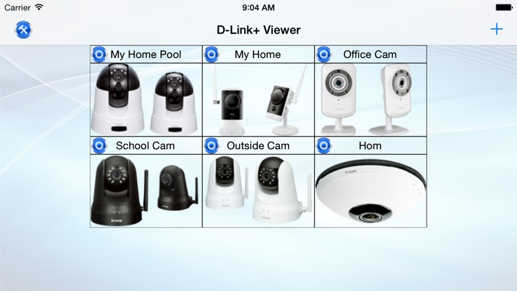 D-Link+ Viewer screenshot-3