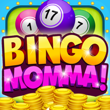Bingo Momma Yo Big Lucky Win Fun Party Free Games