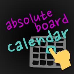Absolute Board Calendar Lite