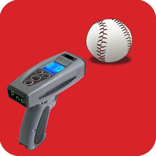Speed Radar Gun- Cricket, Baseball, Hockey, and Football