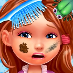 Doll Girls! - Fashion Dress Up, Make-up, and Salon games!