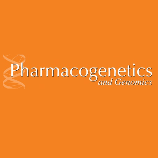 Pharmacogenetics and Genomics