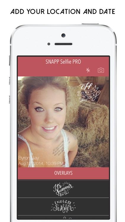 Selfie Snapp Quote Overlays screenshot-4