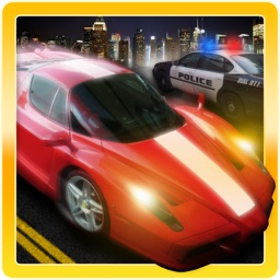 Super Car Police Chase - A Free Speed Racing Game