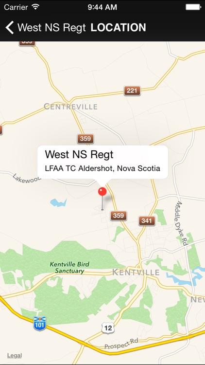 West Nova Scotia Regiment screenshot-3