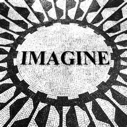 Imagine Central Park NYC
