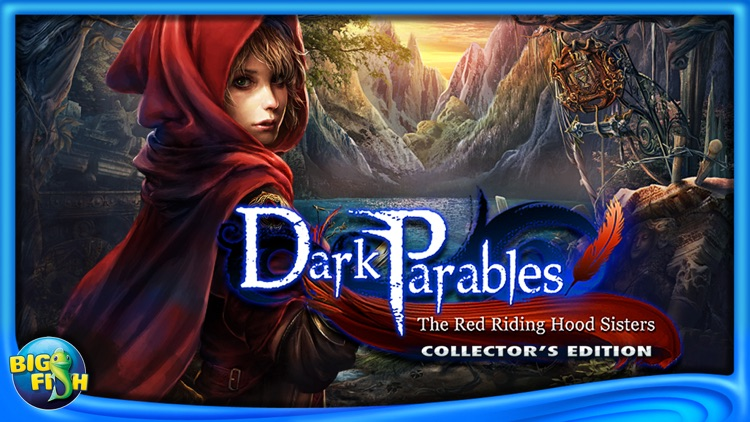 Dark Parables: The Red Riding Hood Sisters - A Hidden Object Fairy Tale (Full) screenshot-4