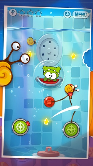 Cut the Rope: Experiments Screenshot