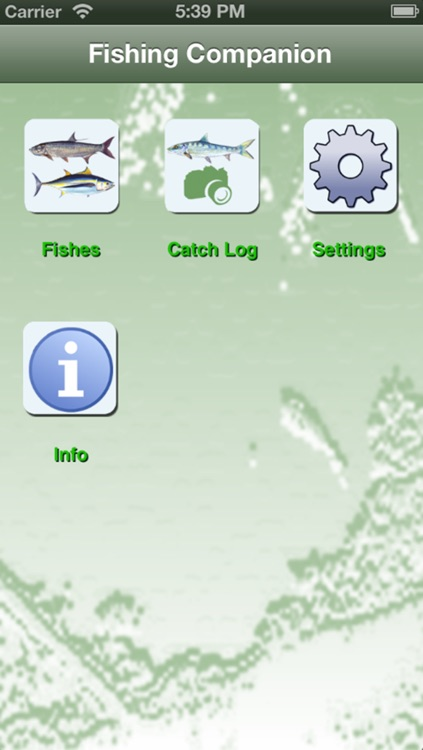 TX Saltwater Fishing Companion screenshot-0