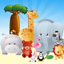 动物拼图总动员