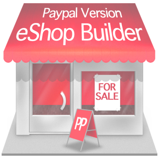 eShop Visual Builder - Paypal Version