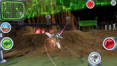 Screenshot from Air Wings Intergalactic