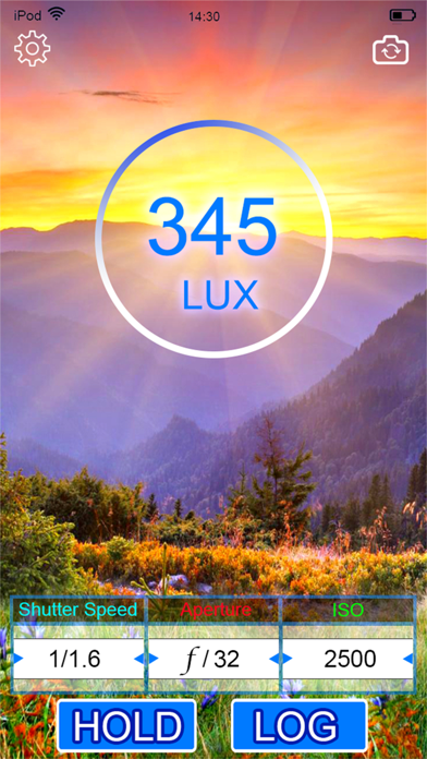 点击获取Lux Camera - Light Meter & Measurement