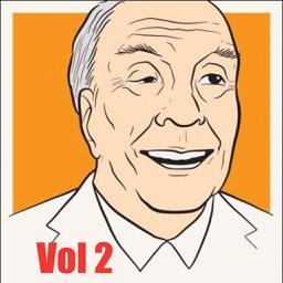 Jorge Luis Borges Collection Volume 2