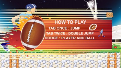 Touch Down - American Football Simulation screenshot two
