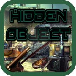 Hidden Object Earthquake Destruction