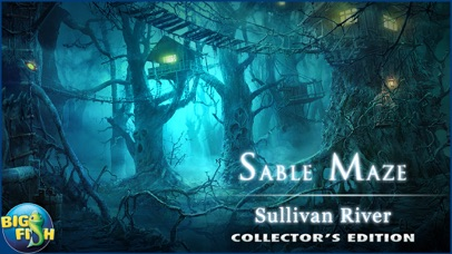 Sable Maze: Sullivan River - A Mystery Hidden Object Adventure screenshot 5