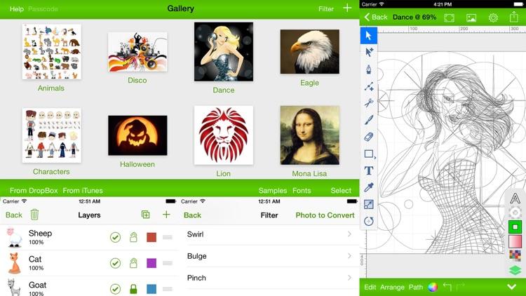Vector Touch screenshot-3