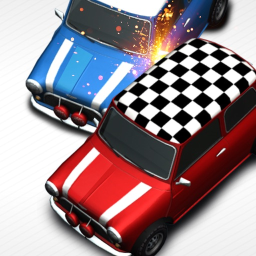 Auto Crazy Mini Car Driving 3D - Real Highway Taxi Traffic Jumping Run 3D Racing Game