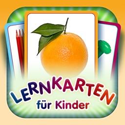 Flashcards for Kids in German - Lernkarten für Kinder