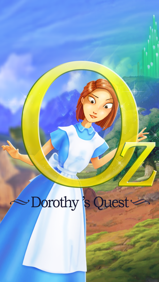 Oz: Dorothy's Quest screenshot one