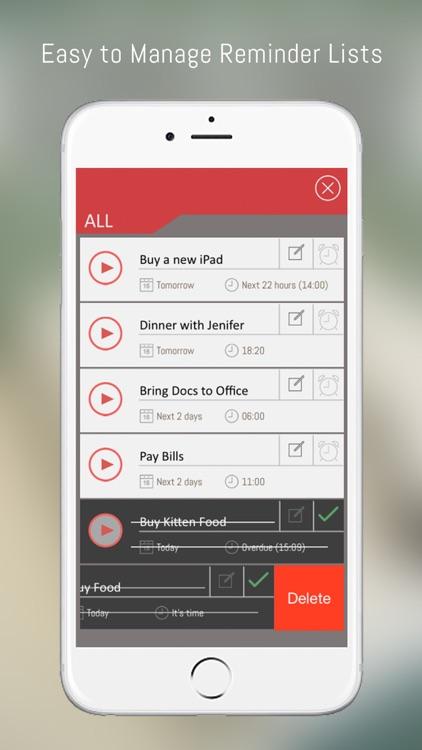 Eazy Reminder screenshot-3