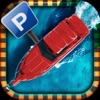 Rescue Boat Marina Parking Extreme Challenge - Fun Ferry Control