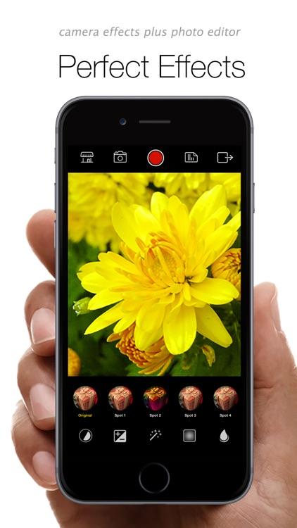 Pro Camera FX 360 Plus - Best Photo Editor and Stylish Camera Filters Effects screenshot-3