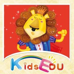 狮子烫发 -  故事儿歌巧识字系列早教应用