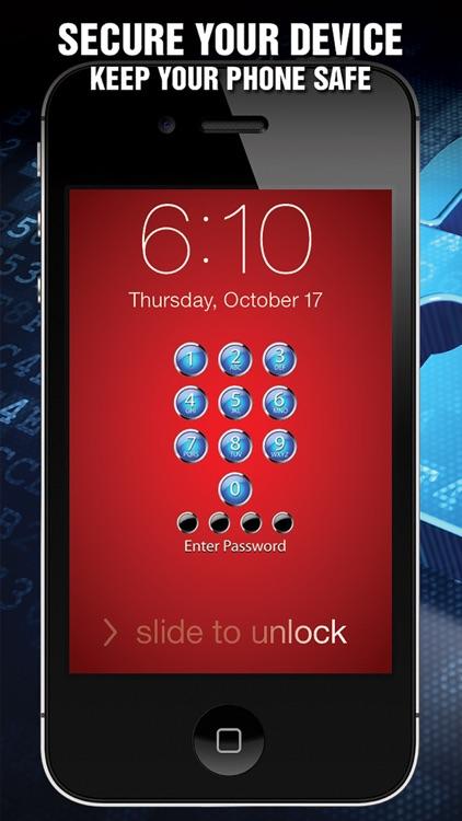 Best Lock Security: Phone Passcode screenshot-3