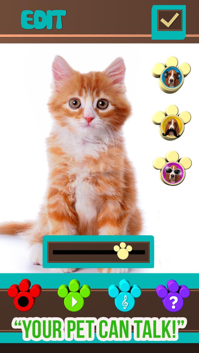 +My Pet Can Talk Videos - Free Virtual Talking Animal Game | App