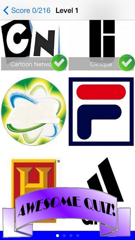 A Logo Trivia Frenzy Word Quiz - Guess What The Brand Logos Pics