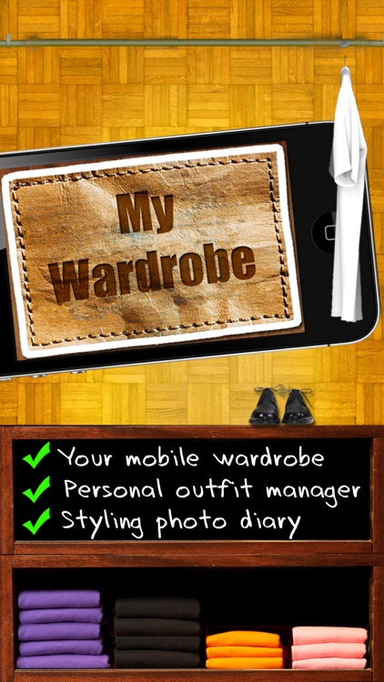 My Wardrobe - Manage & Organize Your Clothes!