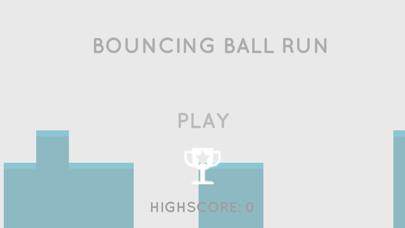 Bouncing Ball Run - Red Bouncy Circle Dash