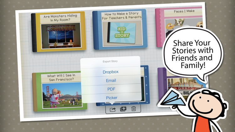 Kid in Story Book Maker: Create and Share Personalized Photo Storybooks screenshot-4