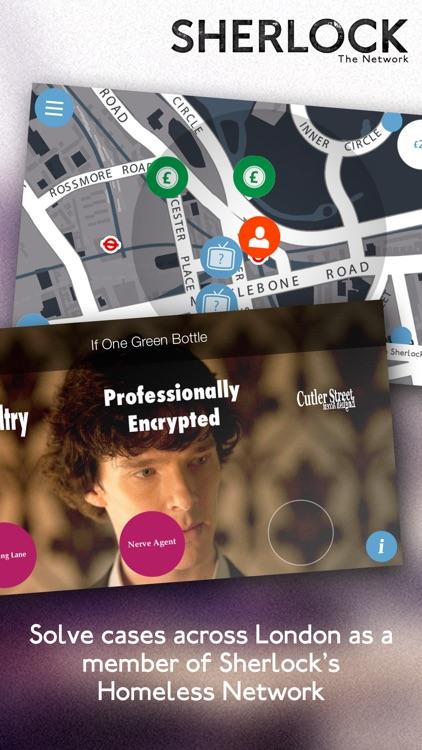 Sherlock: The Network screenshot-3
