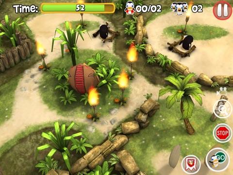 Screenshot #6 pour Yetisports Penguin X Run*