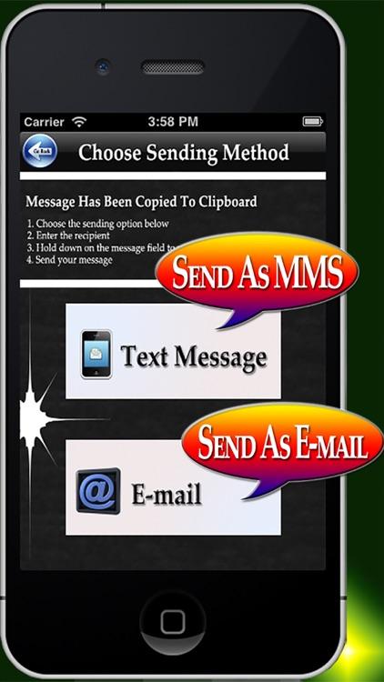 Fun Text Pro - No Boring Texts screenshot-4