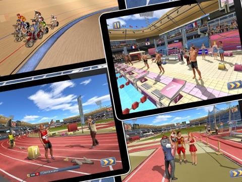 Игра Athletics 2: Летние Виды Спорта - Free