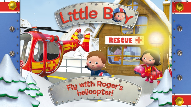 Roger's helicopter - Little Boy - Discovery