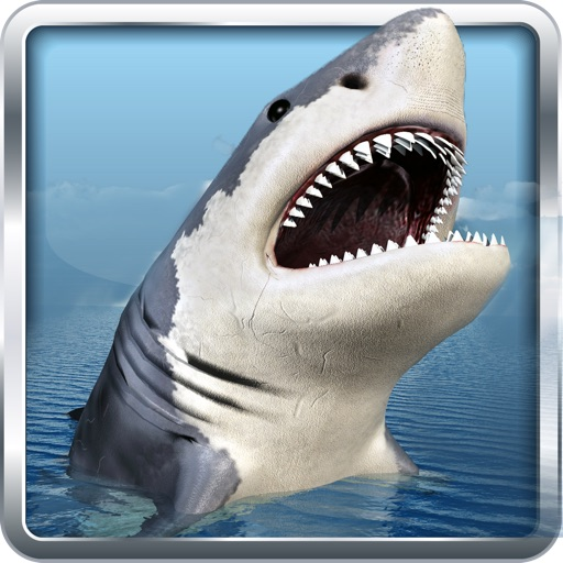 Angry Shark Hunter 3D