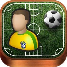 Guess the Football Star (Footballer Quiz)