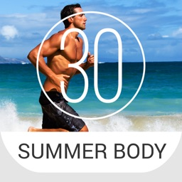 30 Day Summer Body For Men Challenge for Beach Muscles