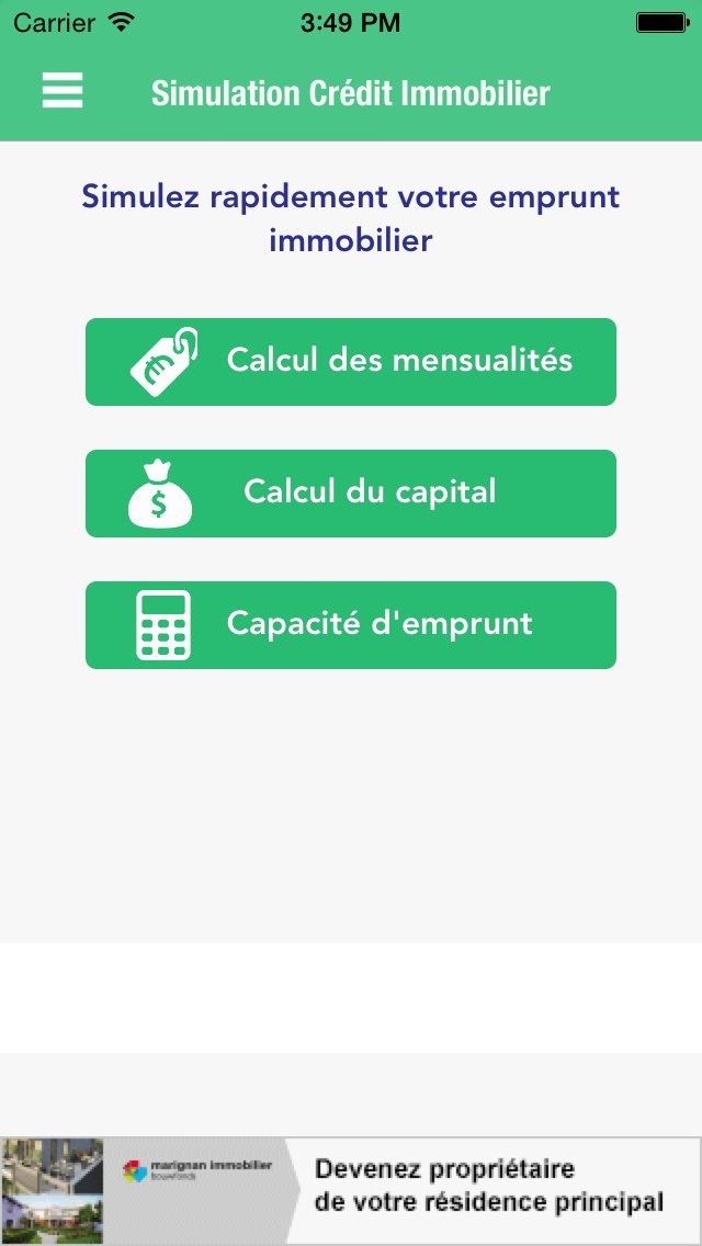 messages.download Simulation Crédit Immobilier software