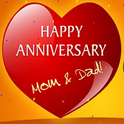 Anniversary eCards For Family Members