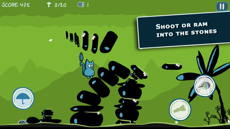 Bronko Blue, the kitten copter screenshot-1