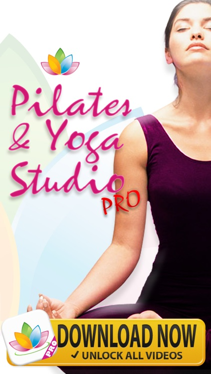 Pilates & Yoga Flexibility PRO for Posture, Breathing & Abdomen